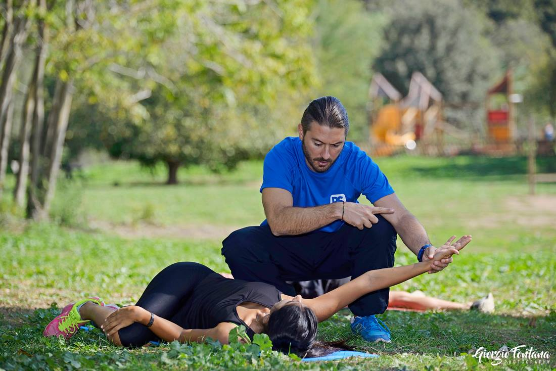 01 PERSONAL TRAINER ROMA