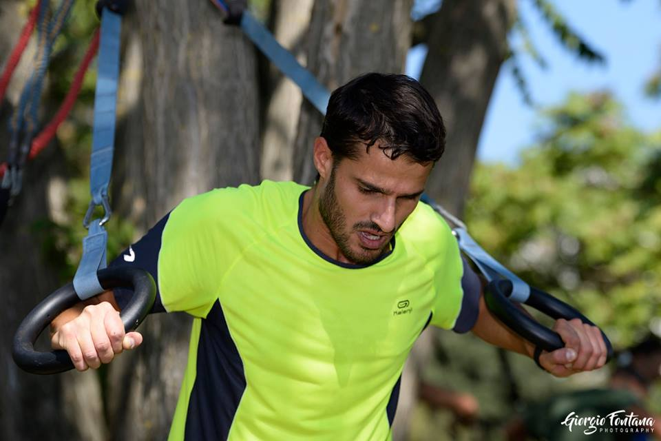 13 personal trainer roma
